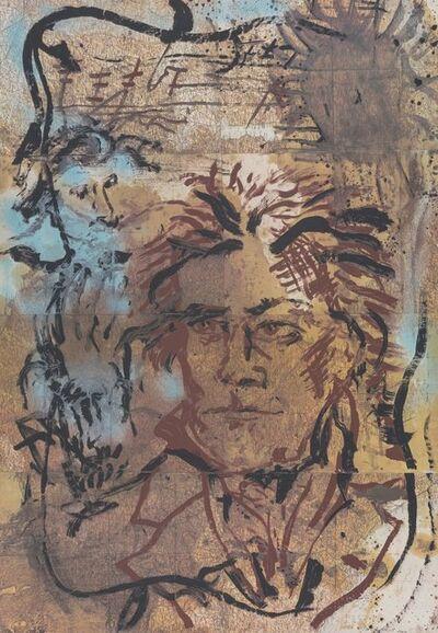 Julian Schnabel, 'Hommage to Motzart', 1984