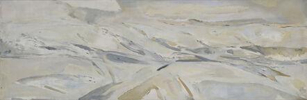 ARPAD SZENES, 'Au dessus de la vallée', 1971-1973