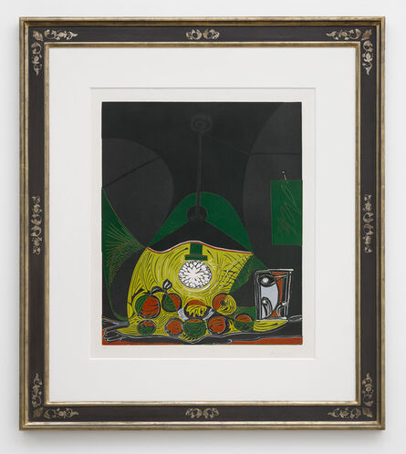 Pablo Picasso, 'Nature Morte sous la Lampe', 1962
