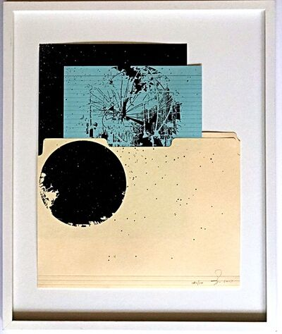 Sarah Sze, 'The Conversation (As Remembered)', 2013