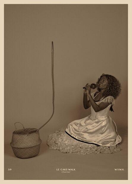 Heather Agyepong, 'Wish You Were Here (3. Le Cake-Walk: Charmer)', 2020
