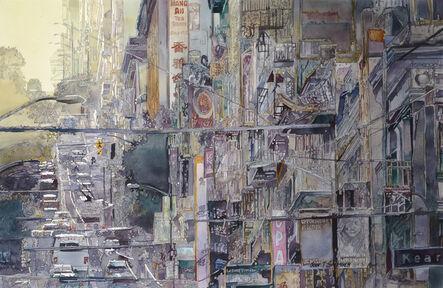 John Salminen, 'Powell Street, San Francisco'