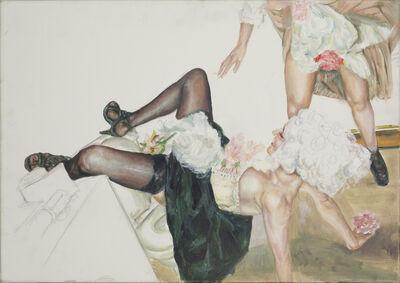 Margherita Marzotto, 'La toilette des dames I', 2014