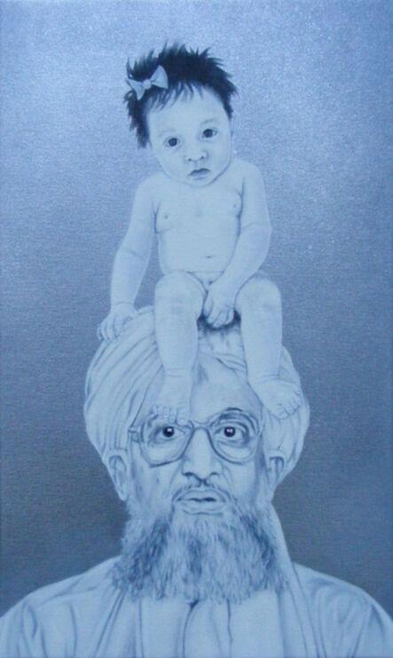 jon boles, 'Sally Sue and Ayman al-Zawahiri have a Poo-Poo Party', 2014