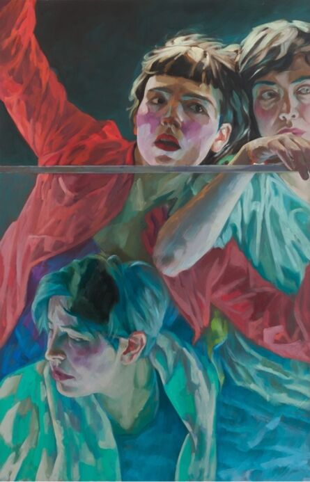 Xenia Hausner, 'Women in trouble', 2018