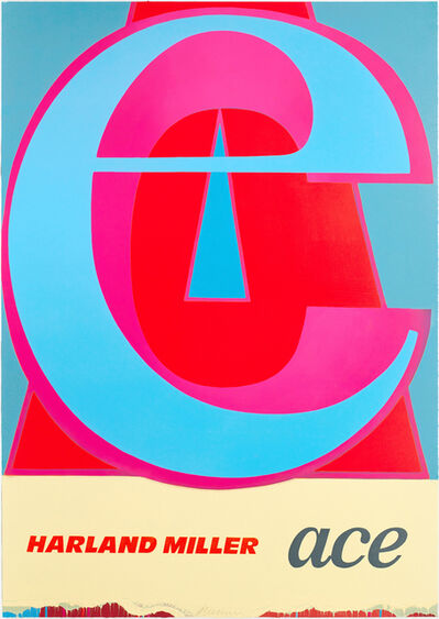 Harland Miller, 'ACE', 2019