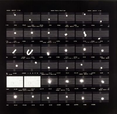Hitoshi Nomura, ''moon' score, December 19, 1975', 1975