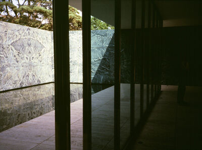 Shelagh Keeley, 'Barcelona Pavilion VI', 1986/2012