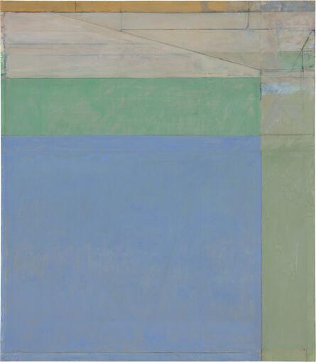 Richard Diebenkorn, 'Ocean Park #66', 1973