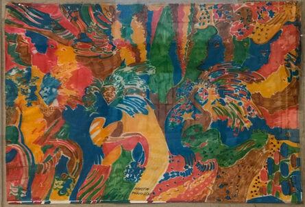 Marta Minujín, 'Homenaje a Bob Dylan', 1969