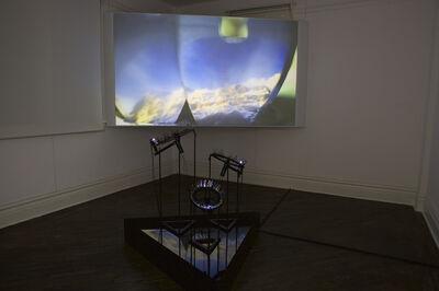 Hu Weiyi 胡为一, 'Pulp Landscape 4', 2015