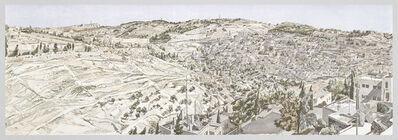 Philip Pearlstein, 'Jerusalem, Kidron Valley', 1989