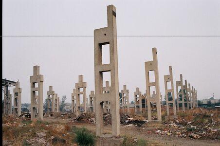 Gulnara Kasmalieva & Muratbek Djumaliev, 'Untitled (Menhirs Horizontal)', 2005