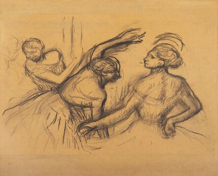 Edgar Degas, 'Scène de ballet', 1905-1912