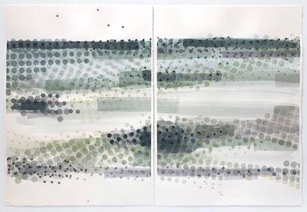 Karen Gallagher Iverson, 'California Mist 35-38', 2017