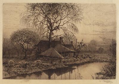 Henry Farrer, 'Untitled (Farmhouse, Long Island)', 1887