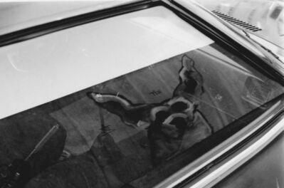 Arabella Colton, 'Wall Dog — Zit Car Window, Mission St, San Francisco 1992 ', 1992