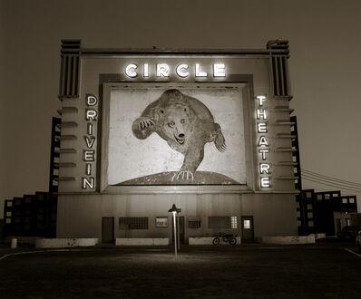Steve Fitch, 'Circle Drive-in, Waco, Texas', 1973