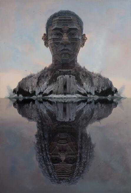 Du Kun, 'Mirror Pavillion', 2018