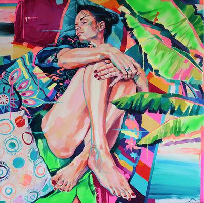 Joanna Pilarczyk, 'Under the Palm Trees', 2021