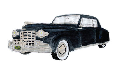 """Neil Young, '1948 Continental """"Abraham""""'"""