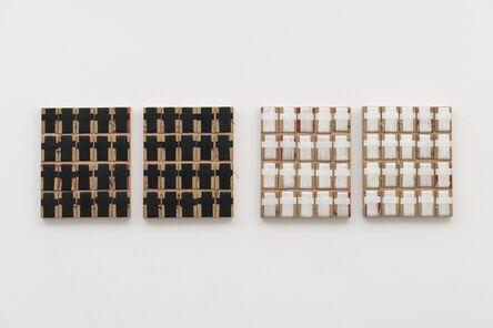 Joël Andrianomearisoa, 'White Suprematism/Black Suprematism', 2016