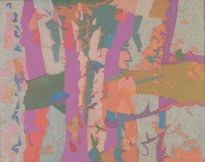 Ralph Wickiser, 'Intersession', 1987