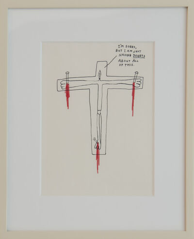 Jim Torok, 'I'm Sorry But I Am Just Having Doubts About All This', 2013