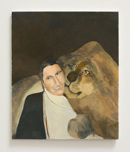 Bruno Knutman, ' Lejonkramen / The Lion Hug', 2016