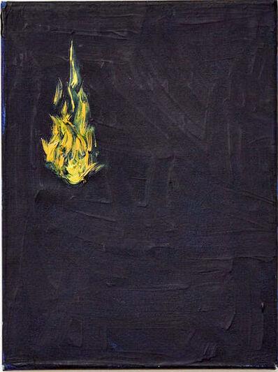 "Afonso Tostes, 'Fogo mensageiro - ""Claråo do mar""', 2014"