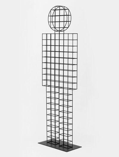 RO/LU, 'Uncertain Surface (standing man)', 2014