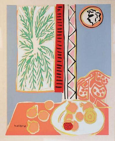 Henri Matisse, 'Still Life with Pomegranates', 1970