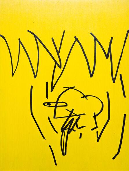 Corey Wash, 'Yellow 10', 2018