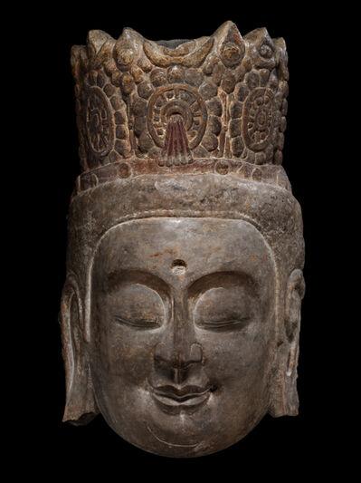 'Head of a Bodhisattva', 550-577