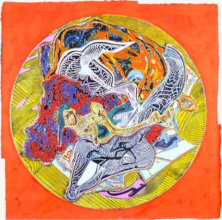 Frank Stella, 'Untitled', 1995
