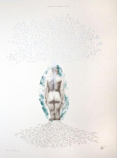 Rosana Paulino, 'Assentemento #3', 2012