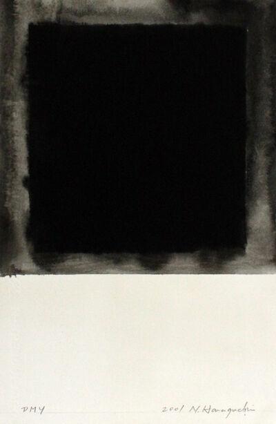 Noriyuki Haraguchi 原口 典之, 'DMY-3', 2001