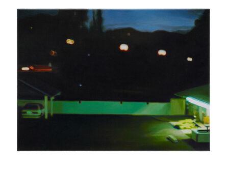 Kate Waters, 'Motel Inn', 2016