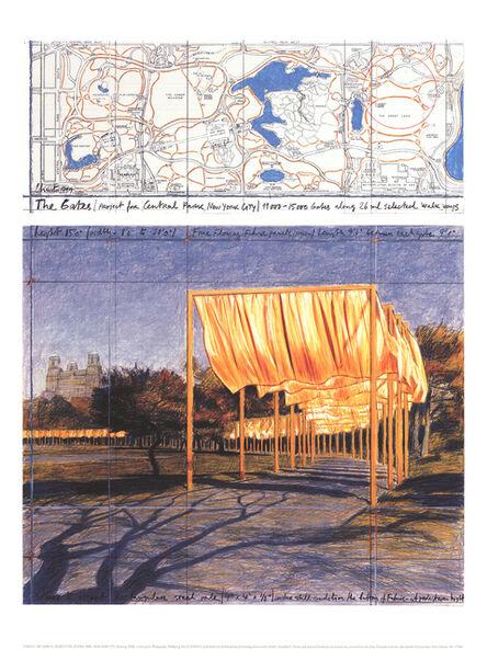 Christo, 'The Gates III', 2005