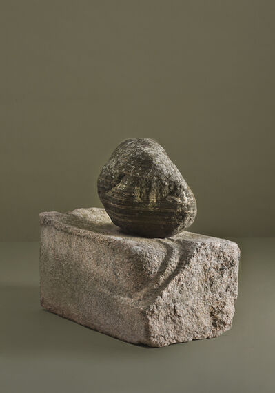 Yongjin Han, '2 Pieces of Stone', 1993