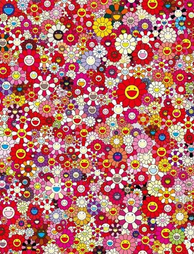 Takashi Murakami, 'An Homage to Monopink 1960 E', 2020