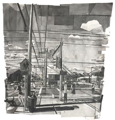 Mark Lewis (b.1959), 'Peoria Avenue, (QT)', 2019