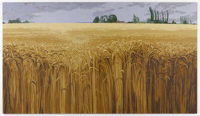 Matthew Benedict, 'Wheatfield Near Giverny', 2011