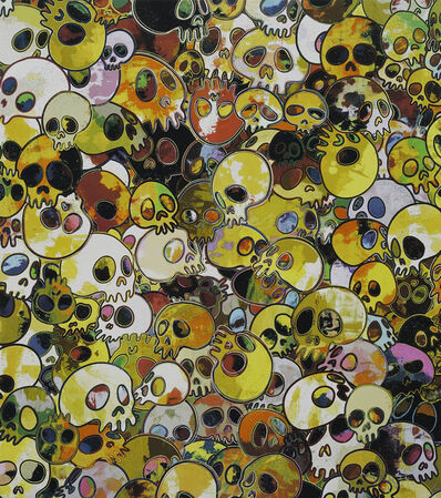 Takashi Murakami, 'MGST, 1962-2011', 2011