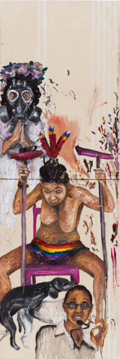 Camila Soato, 'Imundas e Abençoadas 4', 2014