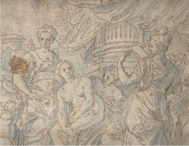 Francesco de Mura, 'Bathsheba at Her Bath', ca. 1725