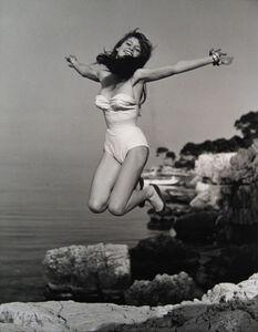 Philippe Halsman, 'Brigitte Bardot', 1955