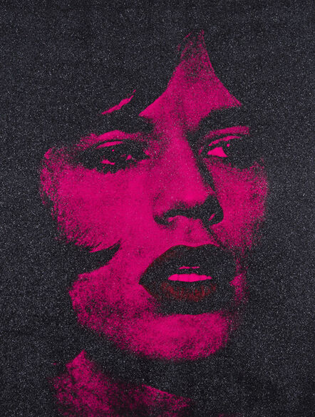 Russell Young, 'Mick Jagger', 2011