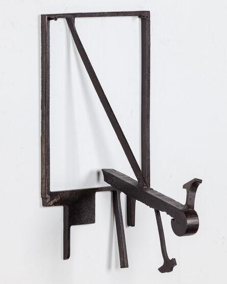 Richard Hunt, 'Wall Piece Ten ', 1989