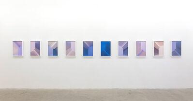 Caroline Cloutier, 'Light switch 1-2-3-4-5-6-7-8-9-10', 2019